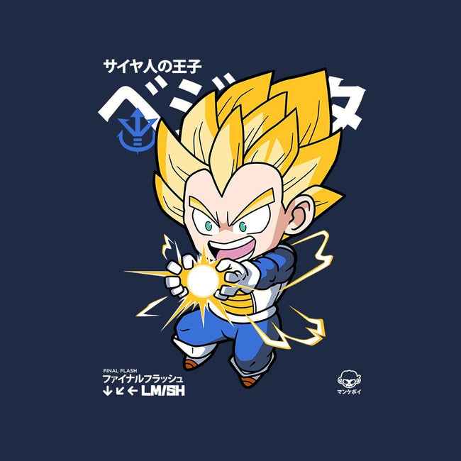 Chibi Final Flash-youth basic tee-mankeeboi
