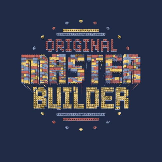 Original Master Builder-mens basic tee-DJKopet