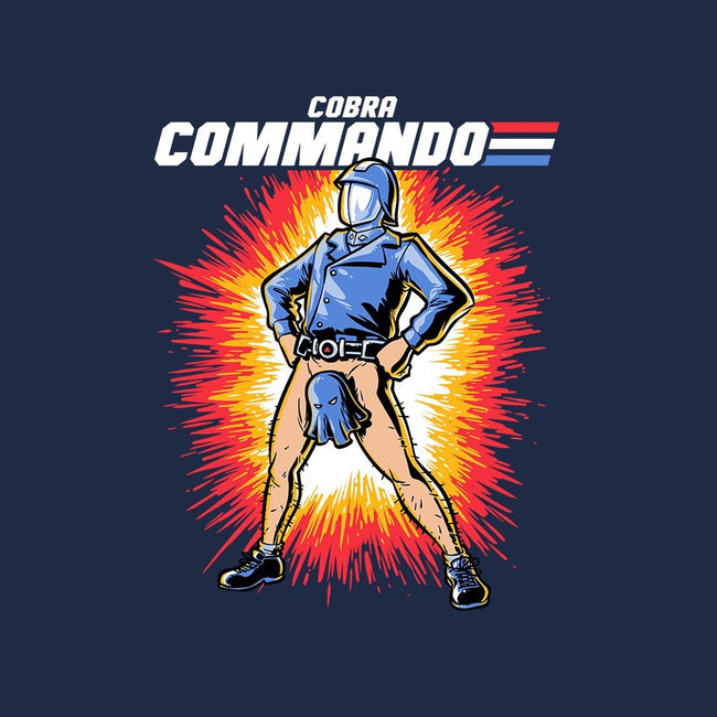 Cobra Commando-mens basic tee-harebrained