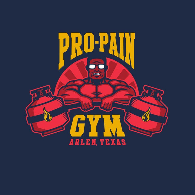 Propane Fitness-womens fitted tee-JBaz