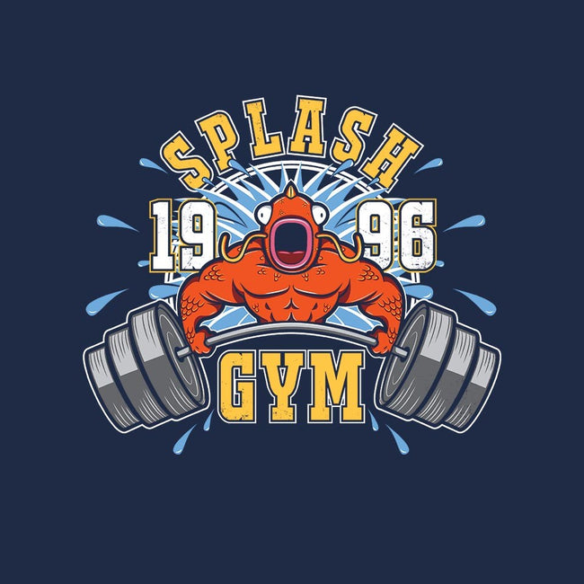 Splash Gym-mens basic tee-hoborobo