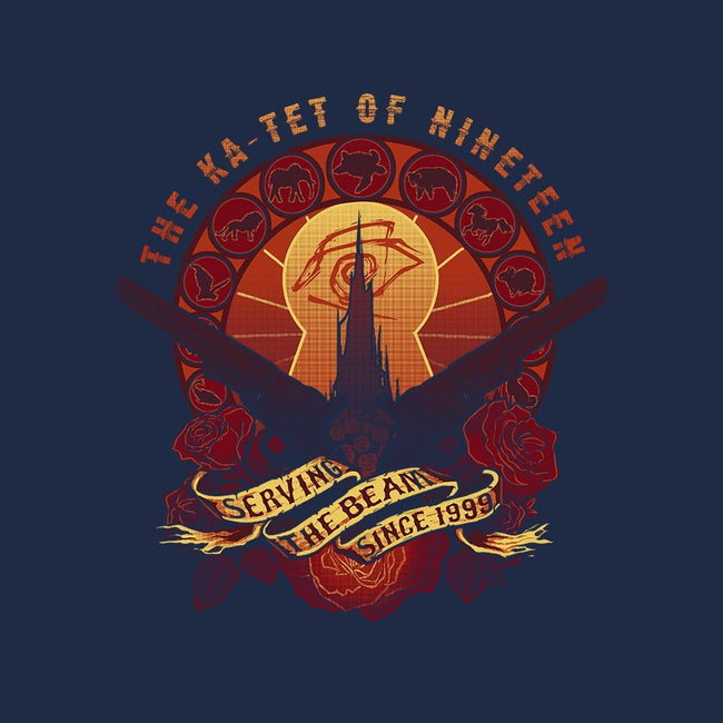 All Things Serve the Beam-mens premium tee-MeganLara