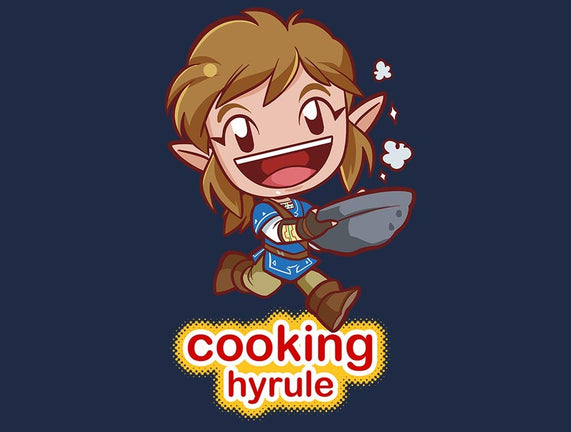Cooking Hyrule