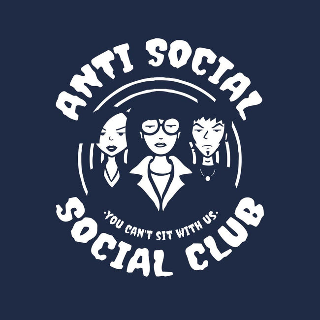Anti Social Social Club-womens basic tee-JBaz