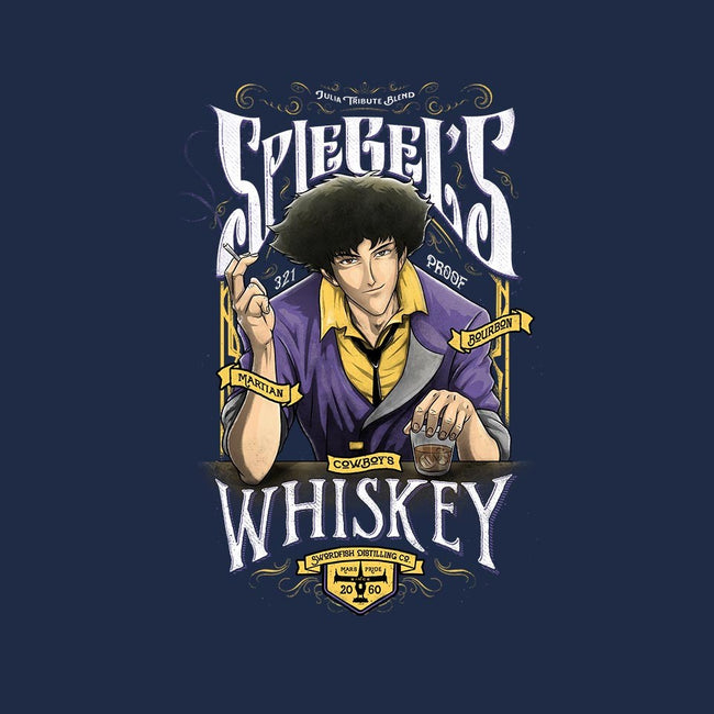 Spiegel's Whiskey-mens basic tee-biggers