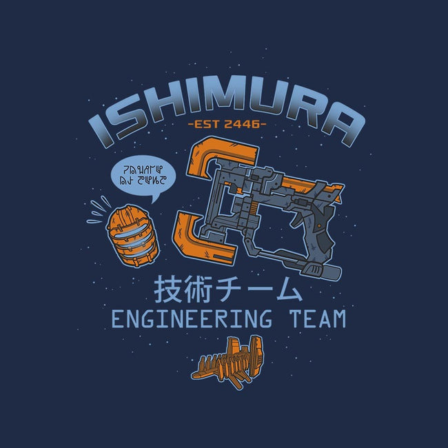 Ishimura Engineering-unisex zip-up sweatshirt-aflagg