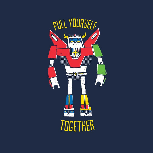 Pull Yourself Together-mens premium tee-DinoMike