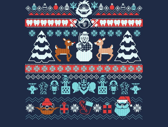 The Island of Misfit Sweaters