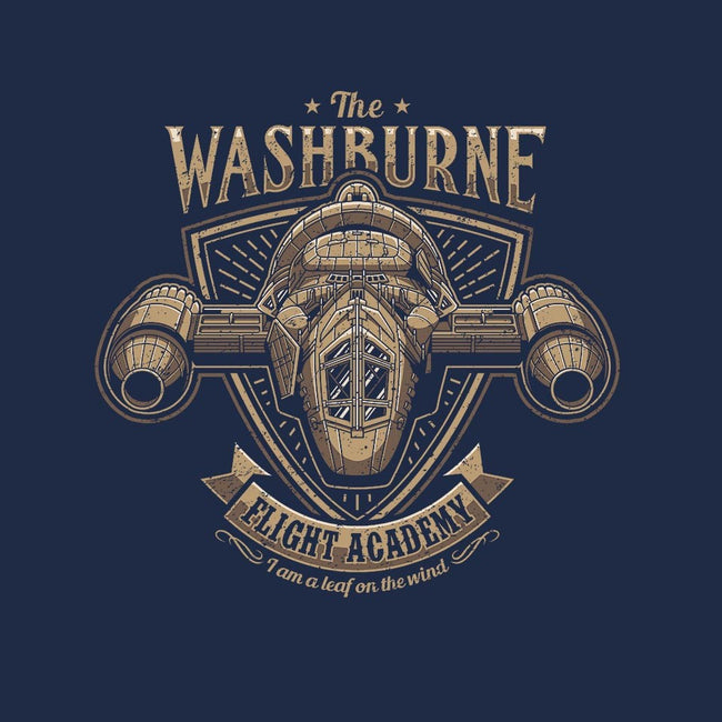 Washburne Flight Academy-womens fitted tee-adho1982