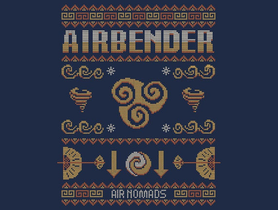 Air Nomads Sweater