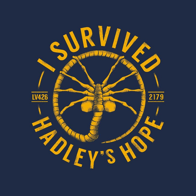 Hadley's Hope Survivor-mens long sleeved tee-RBucchioni