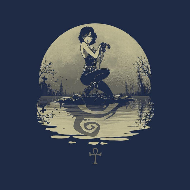 Sailing With Death-mens basic tee-Rodrigo Gafa