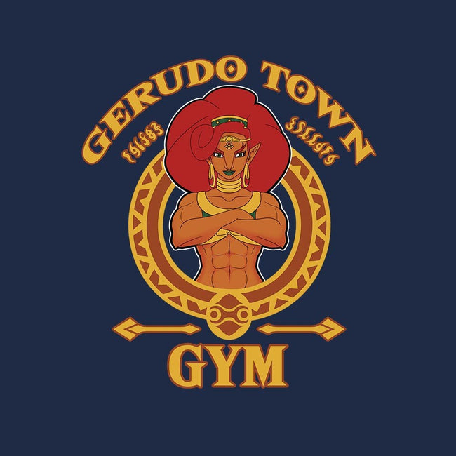 Gerudo Town Gym-mens basic tee-bubbleknight