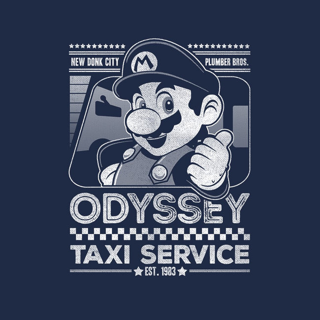 Odyssey Taxi Service-mens premium tee-Punksthetic
