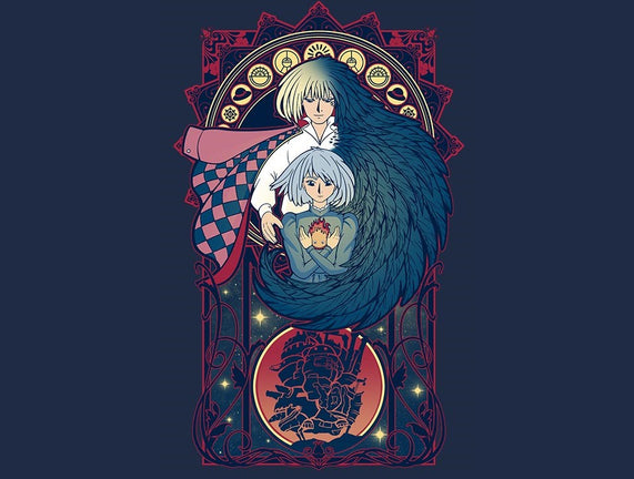 Art of a Moving Castle