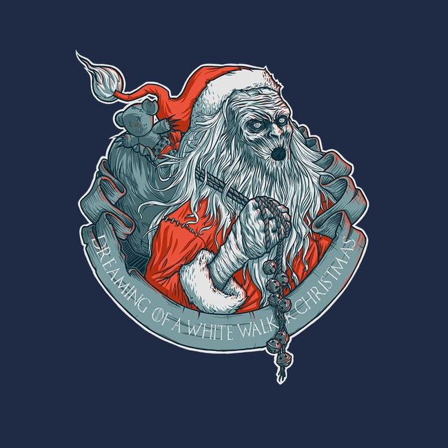 A White Walker Christmas-mens basic tee-RobotArmy
