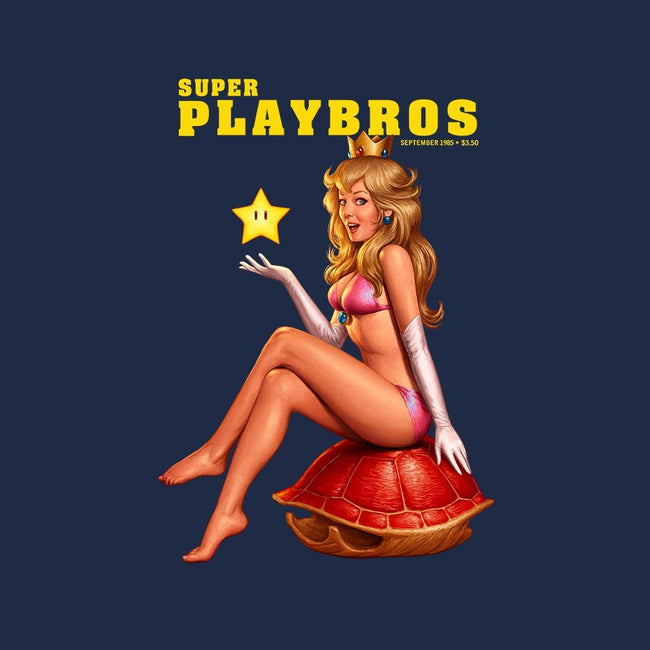 Super Playbros-unisex basic tank-Moutchy
