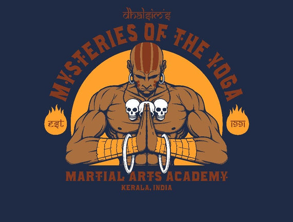 Yoga Martial Arts