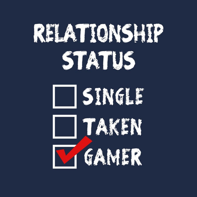Relationship Status Gamer-unisex basic tank-YiannisTees