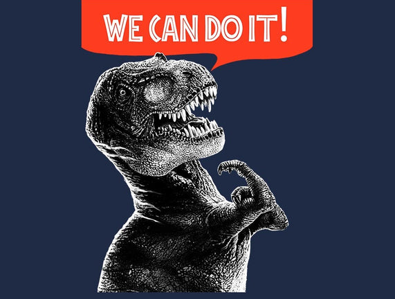 Rexy Can Do It