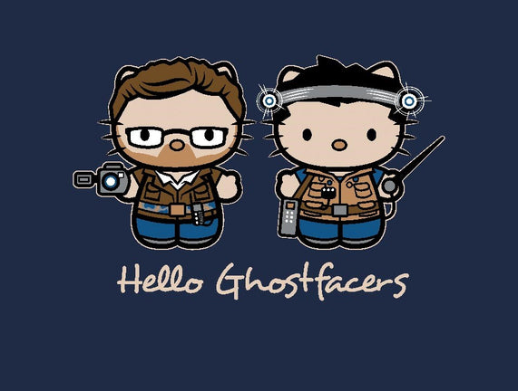 Hello Ghostfacers