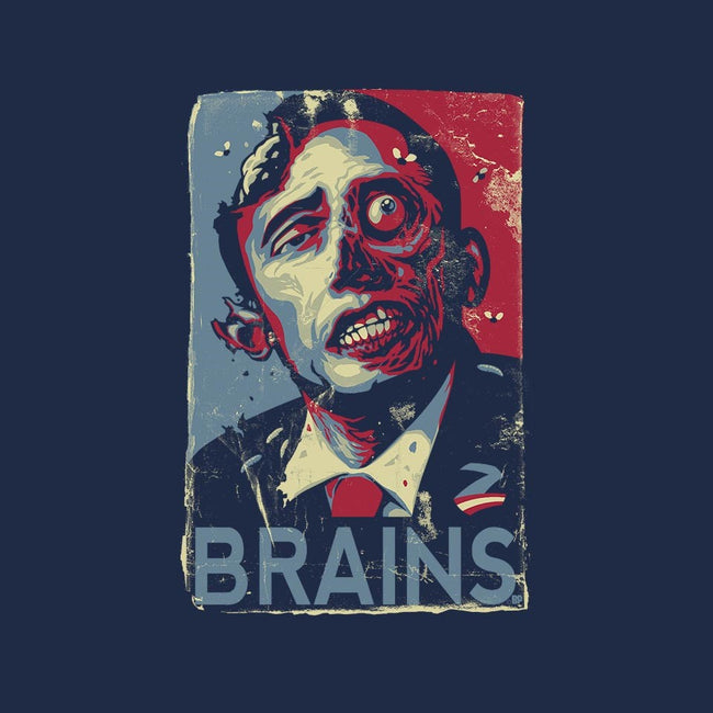 Zombama Returns-mens basic tee-BeastPop