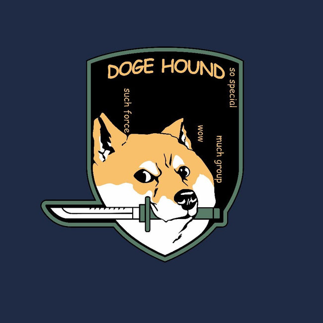 DOGEHOUND-mens basic tee-Tek-Man