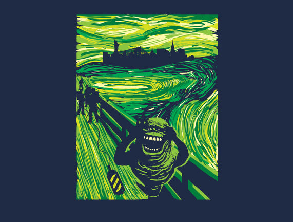 Slimer's Scream
