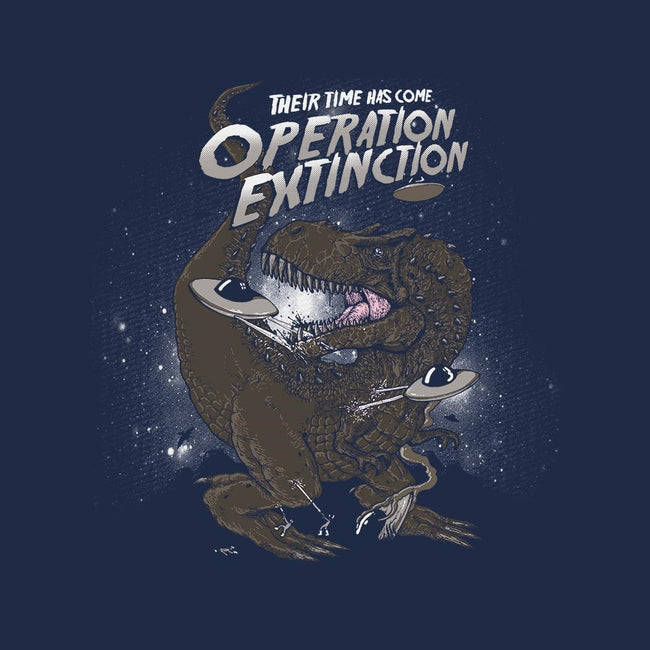 Operation Extinction-mens basic tee-Alex Solis