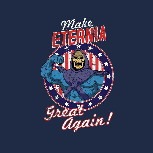 Make Eternia Great Again-youth basic tee-Skullpy