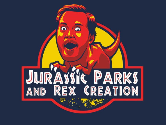 Jurassic Parks and Rex Creation