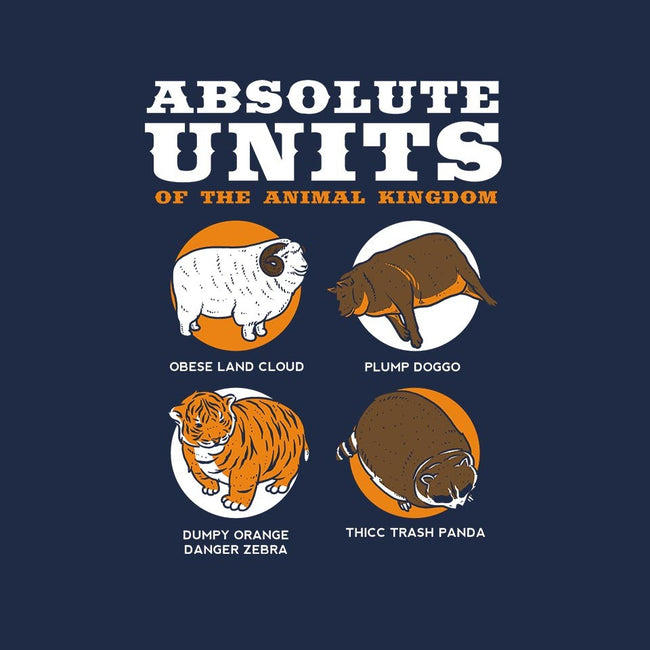 Absolute Units of the Animal Kingdom-mens basic tee-dumbshirts