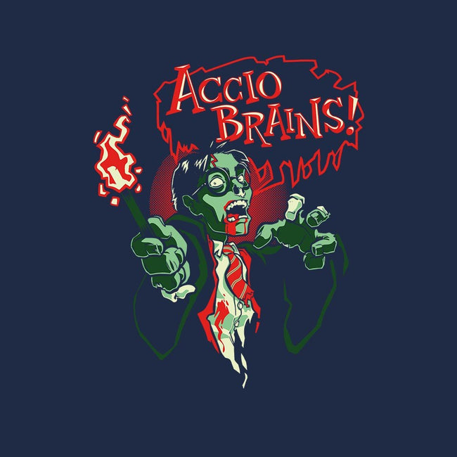 Accio Brains-mens basic tee-Obvian