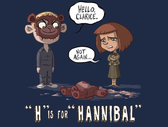 H is for Hannibal