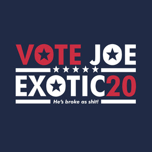 Vote Joe Exotic