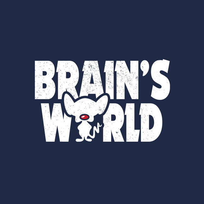 Brain's World-womens basic tee-jrberger