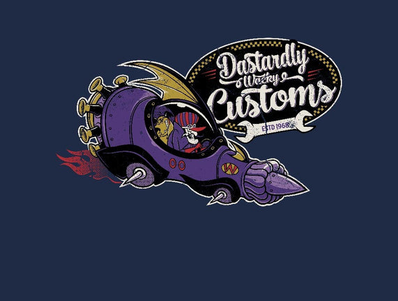 Dastardly Wacky Customs