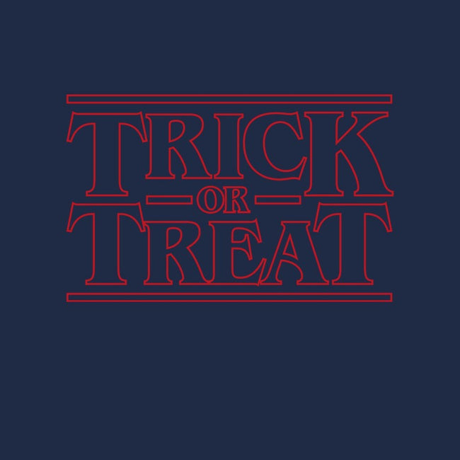 Trick or Treat-mens basic tee-Retro Review