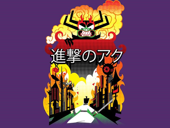 Attack on Aku