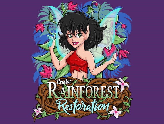Rainforest Restoration