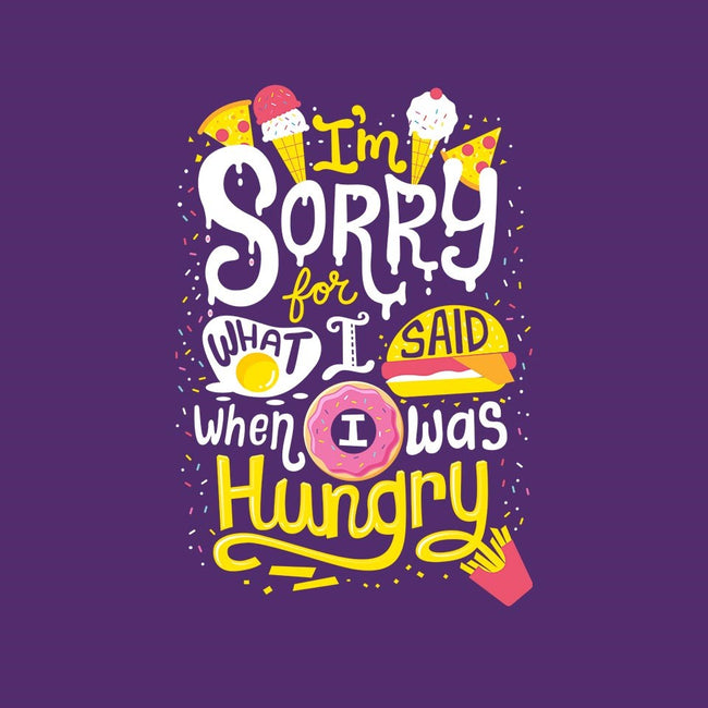 I Was Hungry-mens premium tee-risarodil