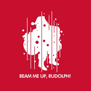 Beam Me Up Rudolph