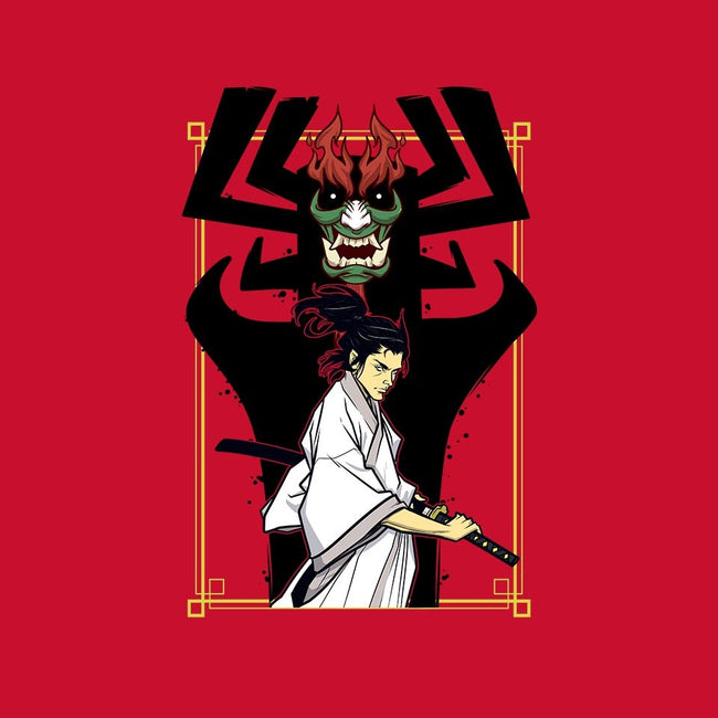 Time Traveling Samurai-mens basic tee-lucassilva