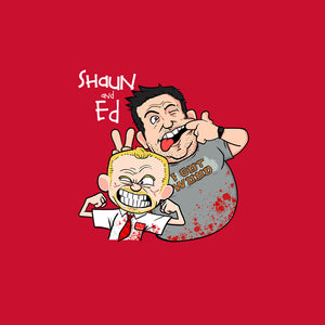 Shaun and Ed