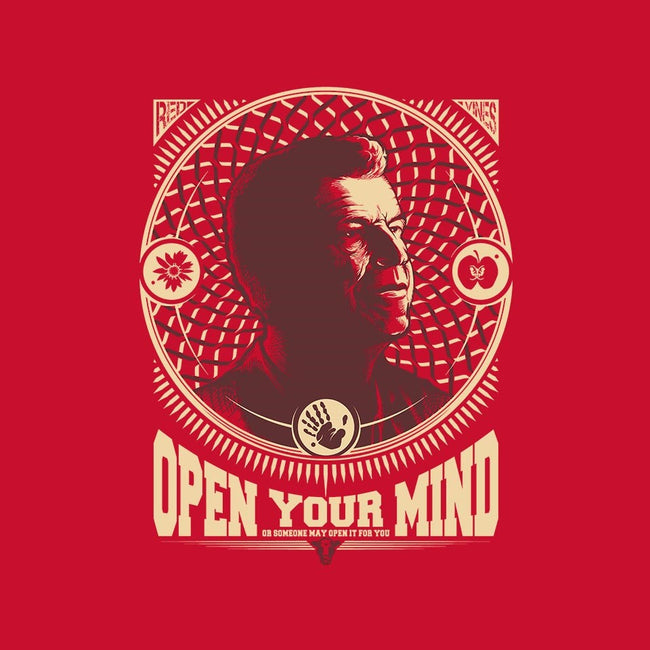 Open Your Mind-womens basic tee-sixamcrisis