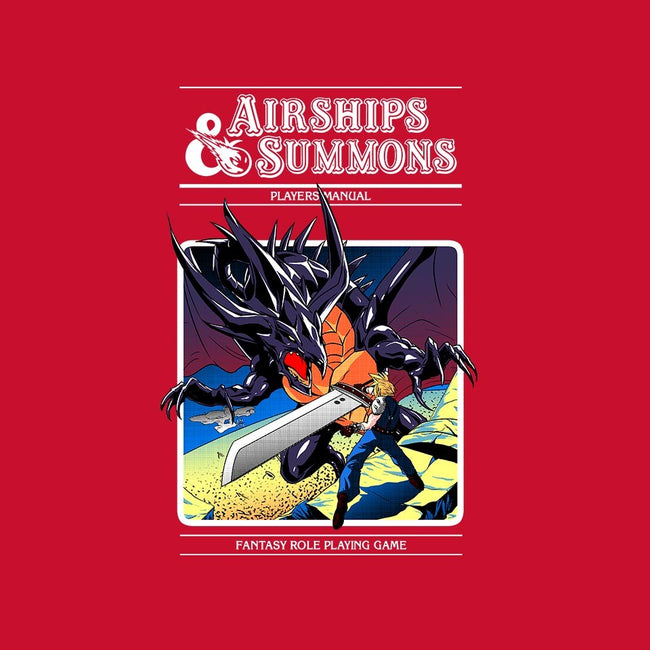 Airships & Summons-unisex pullover sweatshirt-Coinbox Tees
