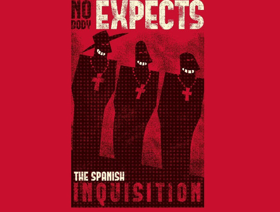 Nobody Expects Them!
