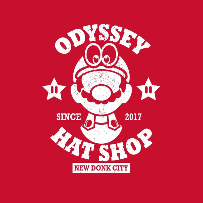Odyssey Hat Shop-youth basic tee-jrberger