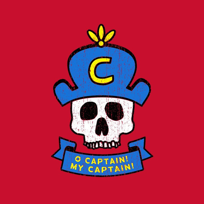 O Captain, My Captain-unisex crew neck sweatshirt-lunchboxbrain