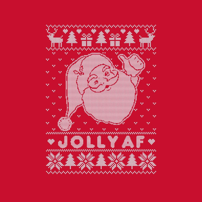 Jolly AF-womens fitted tee-LiRoVi